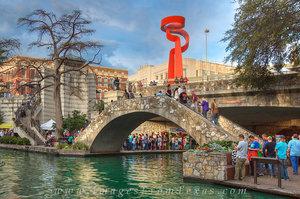 San Antonio Riverwalk Afternoon 3