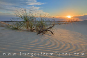 Sandhills Spring Sunset 2