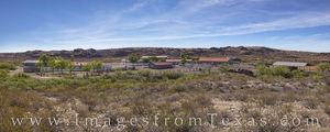 Sauceda Ranch House Panorama, BBRSP 1