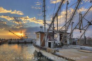 Shrimp Boat in Rockport Harbor 24