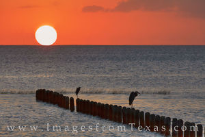 South Padre Island Sunset 1012-1