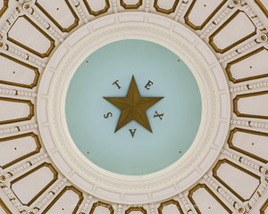 State Capitol Dome, Austin Texas 6
