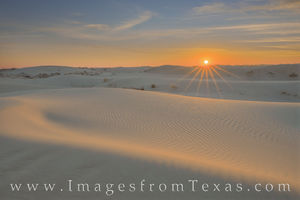 Sunrise at Sandhills State Park 2