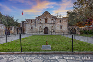 San Antonio Skyline, Alamo, and Riverwalk Images and Prints