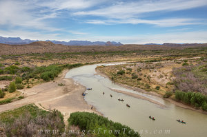 Afternoon View from Santa Elena Canyon