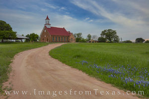 The Church in Art, Texas 407-1