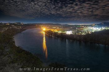 360 Bridge Images - Under the Full Moon