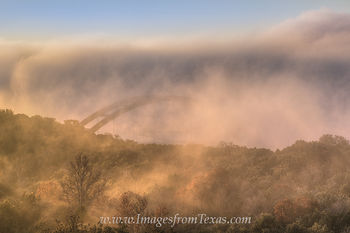 360 bridge,pennybacker bridge,360 bridge in fog,austin bridges,austin landmarks,ausin bridge images