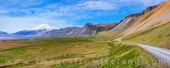 A Beautiful Drive in West Iceland