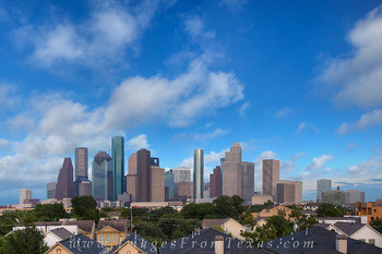 houston cityscape,houston texas photos,houston texas prints