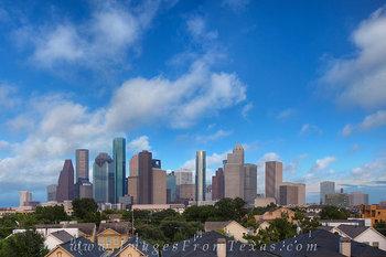 houston cityscape,houston texas photos,houston texas prints