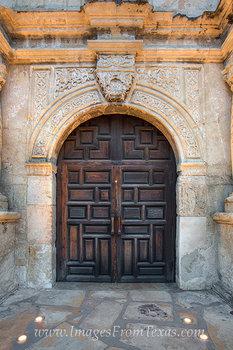 Alamo Front Door 2