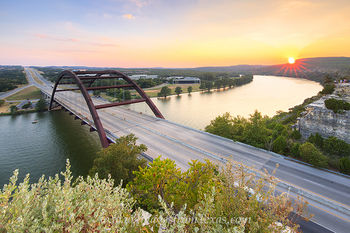 360 bridge,pennybacker bridge,austin texas images,austin sunsets,texas sunset,360 bridge images