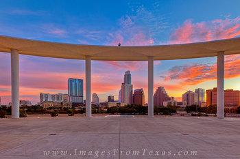 long center view,austin texas images,austin cityscape,austonian,austin skyline