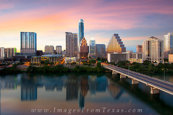 downtown austin texas,austin from the hyatt,austin skyline prints,austin skyline