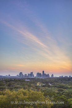 austin skyline,austin morning,austin sunrise,downtown austin texas,austin texas prints