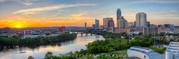 austin pano,austin skyline panorama,lady bird lake images,lady bird lake pano,Austin sunset photos,Austin sunset
