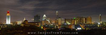 austin pano,austin skyline panorama,austin texas panorama,UT Tower