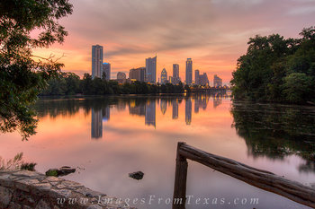 lou neff point,lady bird lake,austin cityscape,zilker park images,austin sunrise