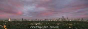 austin skyline,austin skyline pano,austin from mount bonnell,images from mount bonnell,austin texas images,austin texas prints,austin panorama