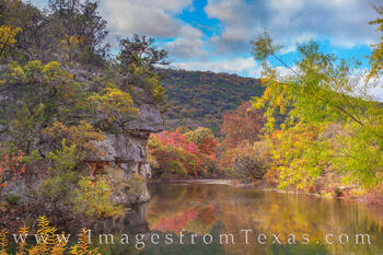 lost maples, fall colors, autumn colors, fall prints, texas state parks, hill country, bigtooth maples