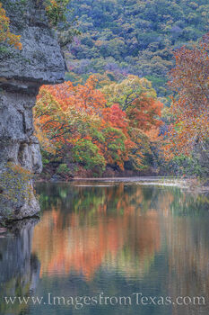 Autumn at Lost Maples 1113-3