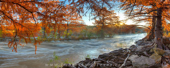 Autumn at Pedernales Falls State Park 1