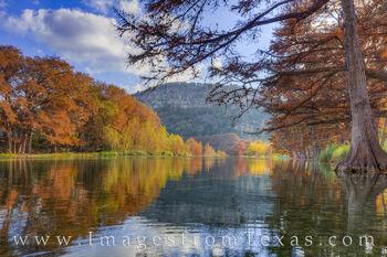 Autumn in Garner State Park 1