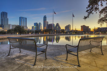 Benches with an Austin View 1