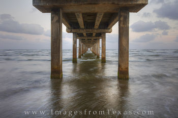 caldwell pier, port aransas, gulf of mexico, texas beaches, fishing pier, texas coast
