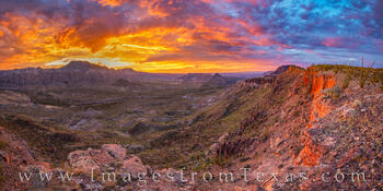 big bend ranch, state park, fresno canyon, solitario, hiking, fresno trail, west texas, remote, hidden gem, sunrise, panorama