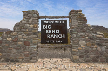 big bend ranch state park, welcome sign, visitors, park entrance, big bend ranch entrance