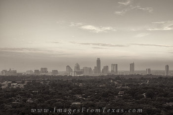 austin black and white,black and white,austin images,austin skyline,mount bonnell