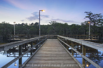 Caddo Lake State Park Pier 1