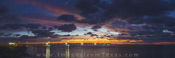 Mustang Island, Port Aransas at Sunrise 10
