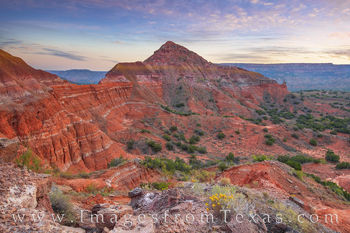 The Beauty of Palo Duro Canyon