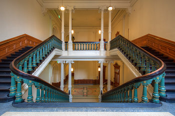 Capitol Staircase
