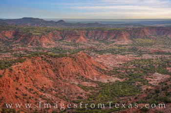 caprock canyon prints, caprock canyons state park, haynes ridge overlook, morning, sunrise, orange, state parks, texas landscapes, west texas, hiking, exploring