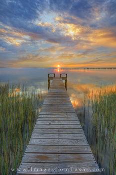 Copano Bay Sunset 1, Rockport Texas