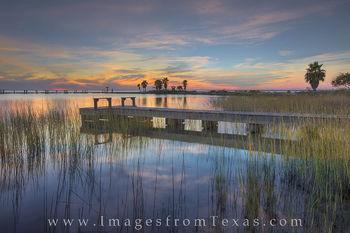 Copano Bay Sunset, Rockport Texas 3
