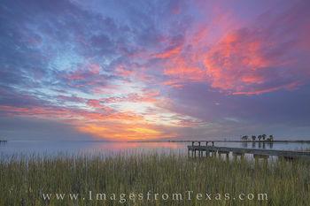 Copano Bay Sunset, Rockport Texas 4