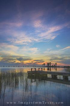 Copano Bay Sunset, Rockport Texas 6