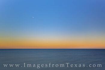 Crescent Moon Solitude