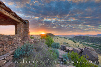Davis Mountains Sunrise 14