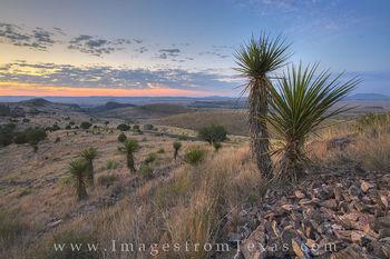 Davis Mountains Sunrise 5