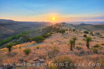 Davis Mountains Sunrise 7
