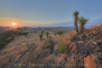 Davis Mountains Sunrise 9