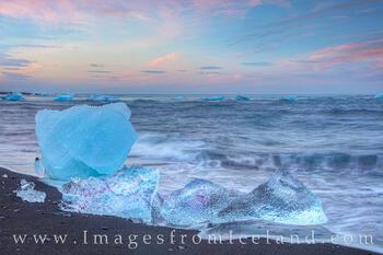Diamond Beach, South Iceland 2