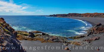Djúpalónssandur Beach Panorama 1