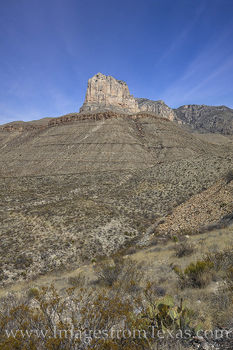 el capitan, guadalupe mountians, texas mountains, west texas, texas landscapes, chihuahuan desert, national park, texas parks